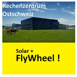 Photovoltaik and Flywheel